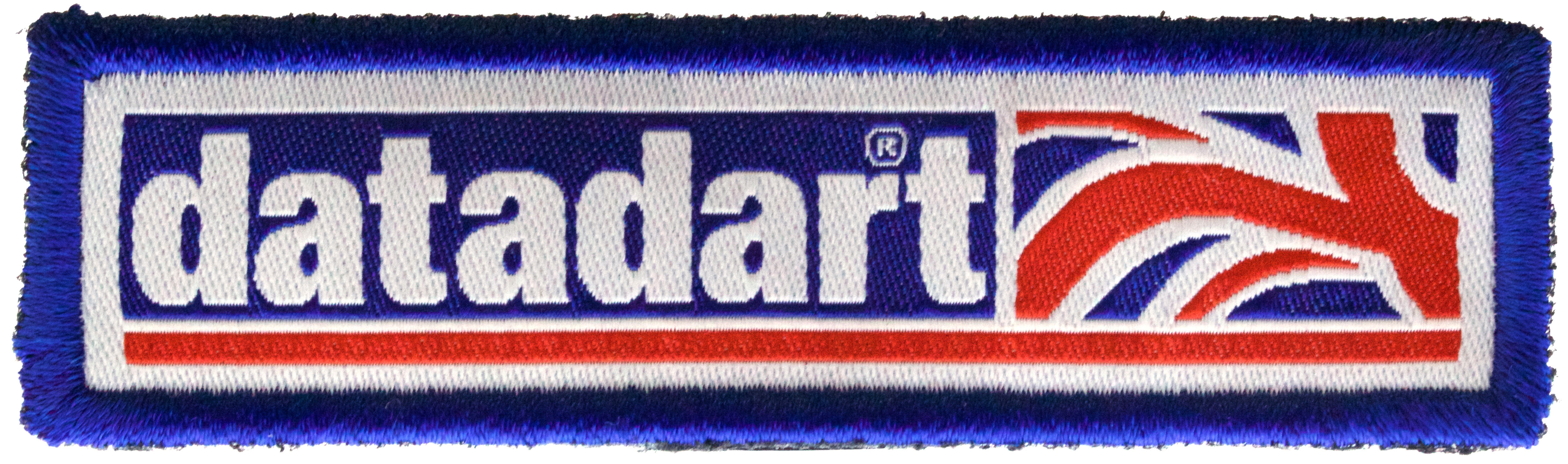 Data Dart - Woven Patch